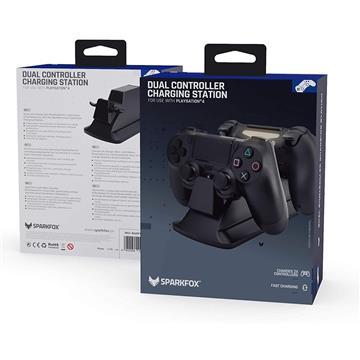 پایه شارژر SPARKFOX برای PS4