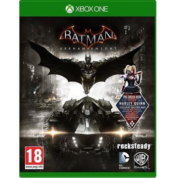 بازی Batman Arkham Knight -دیسک کارکرده ایکس باکس وان