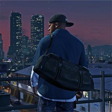 بازی GTA V - دیسک کارکرده پلی استیشن 4