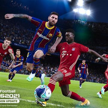 بازی PES 2021 - نسخه PS4