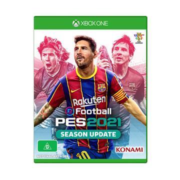 بازی PES 2021 - نسخه XBOX ONE