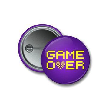 پیکسل   طرح Game Over