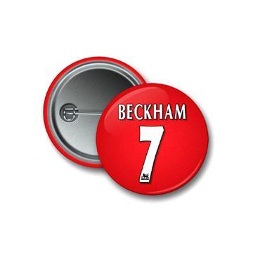 پیکسل   طرح Beckham Manchester United