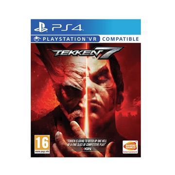دیسک بازی کارکرده Tekken 7