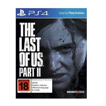 دیسک بازی کارکرده The Last Of Us Part II