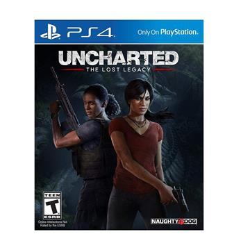 دیسک بازی کارکرده Uncharted Lost Legacy