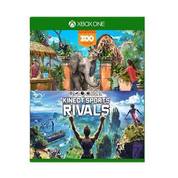 دیسک بازی کارکرده Zoo Tycoon & Kinect Sports Rivals